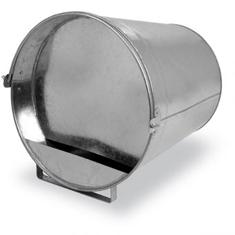 Galvanised Bucket Drinker