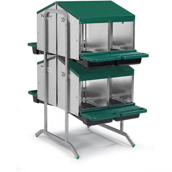 Rollaway Nestbox 8 Compartments