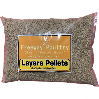 Layers Pellets 4KG
