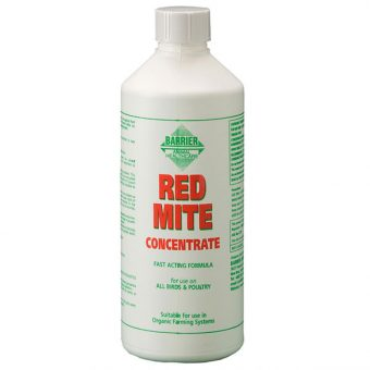 Barrrier Red Mite Concentrate