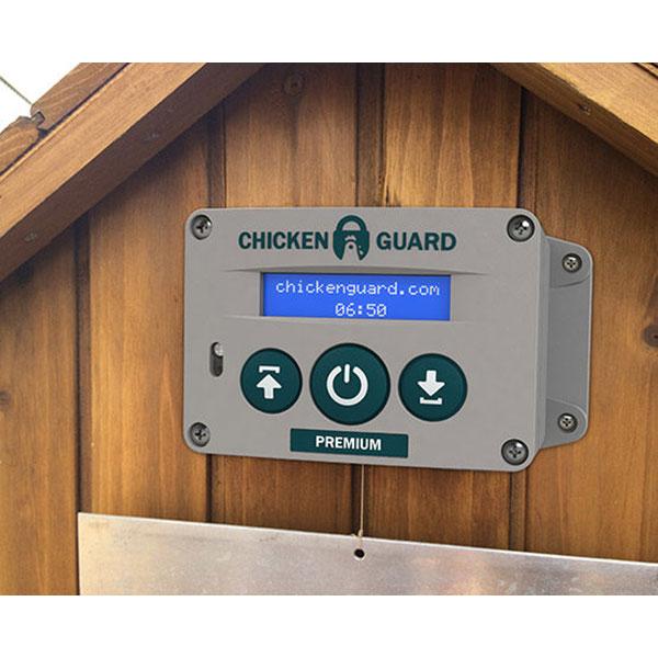 Premium Chicken Door Opener